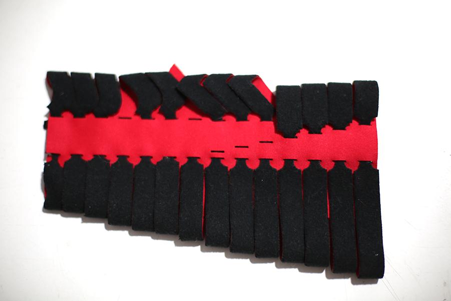 coat detail textiles