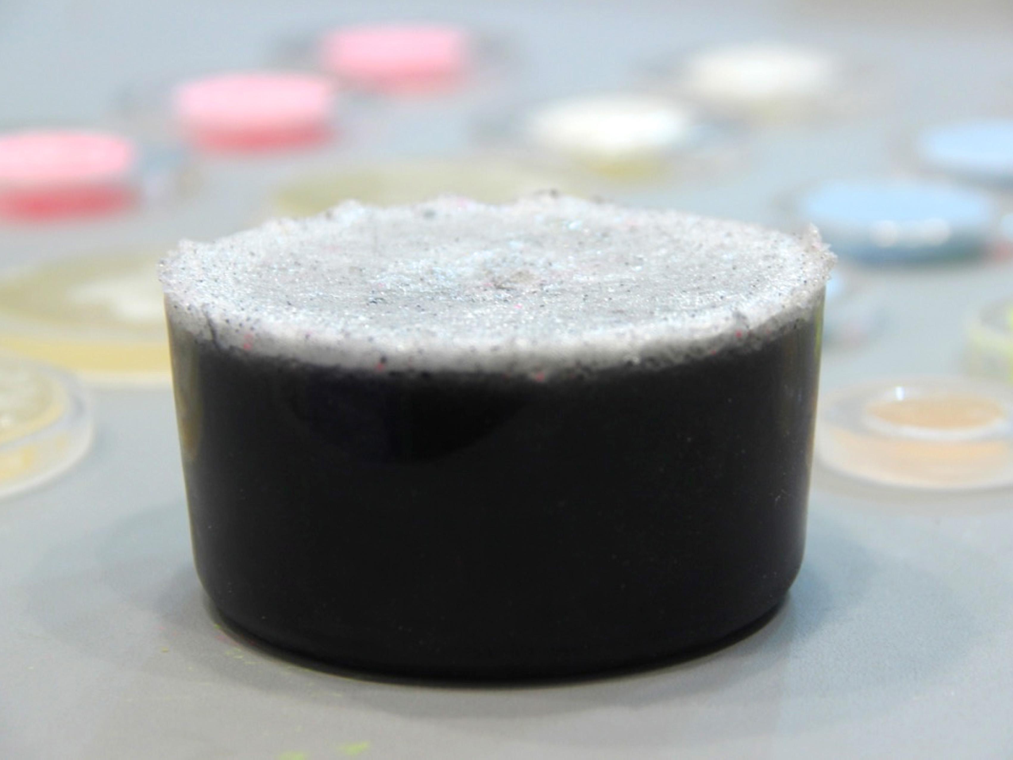 bioplastic black