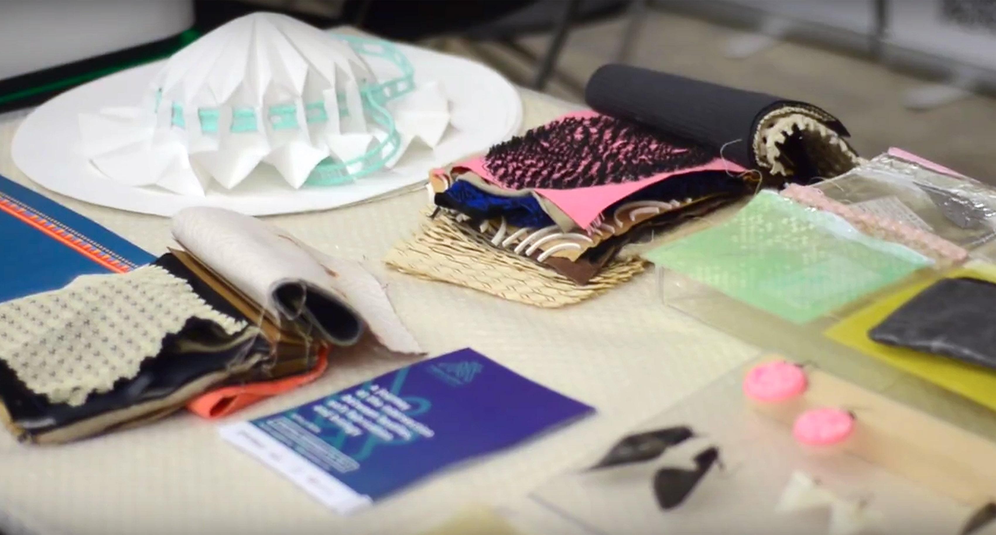 stand fabtextiles barcelona maker faire 2017
