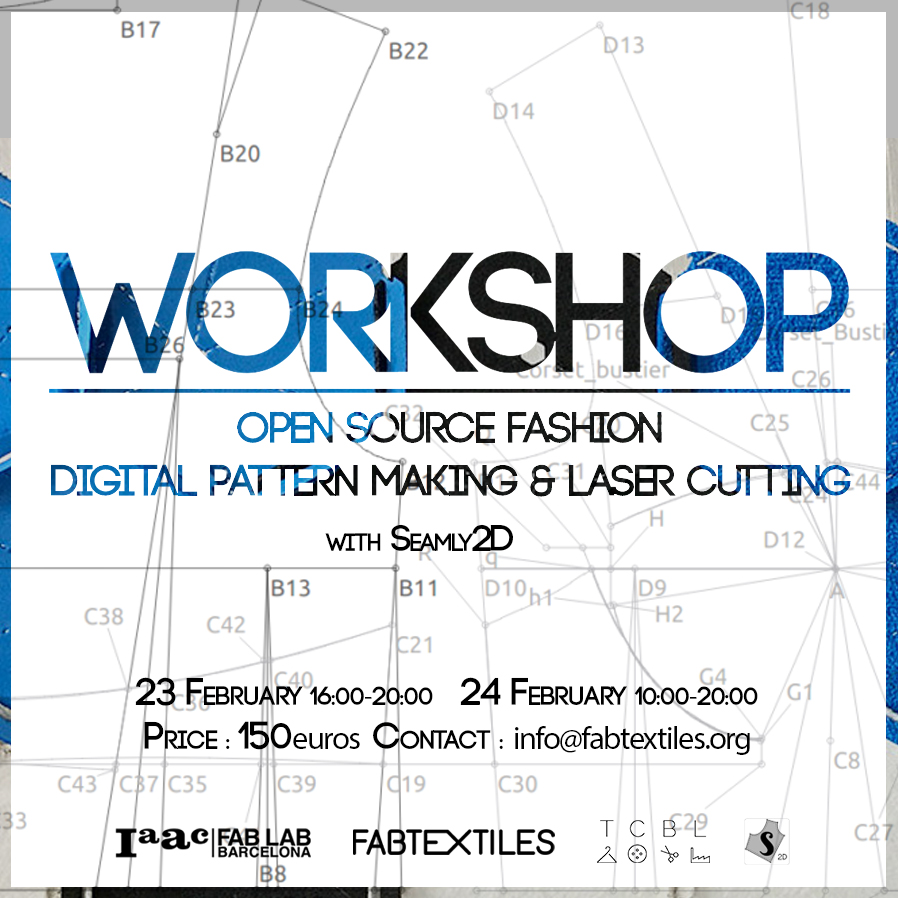 Workshop : Open Source Fashion