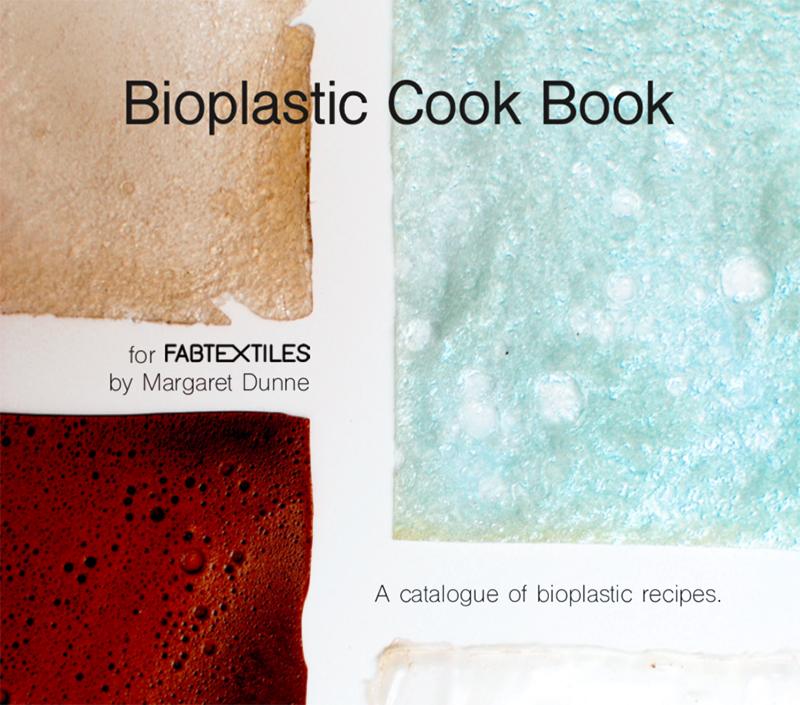 Bioplastic Cook Book