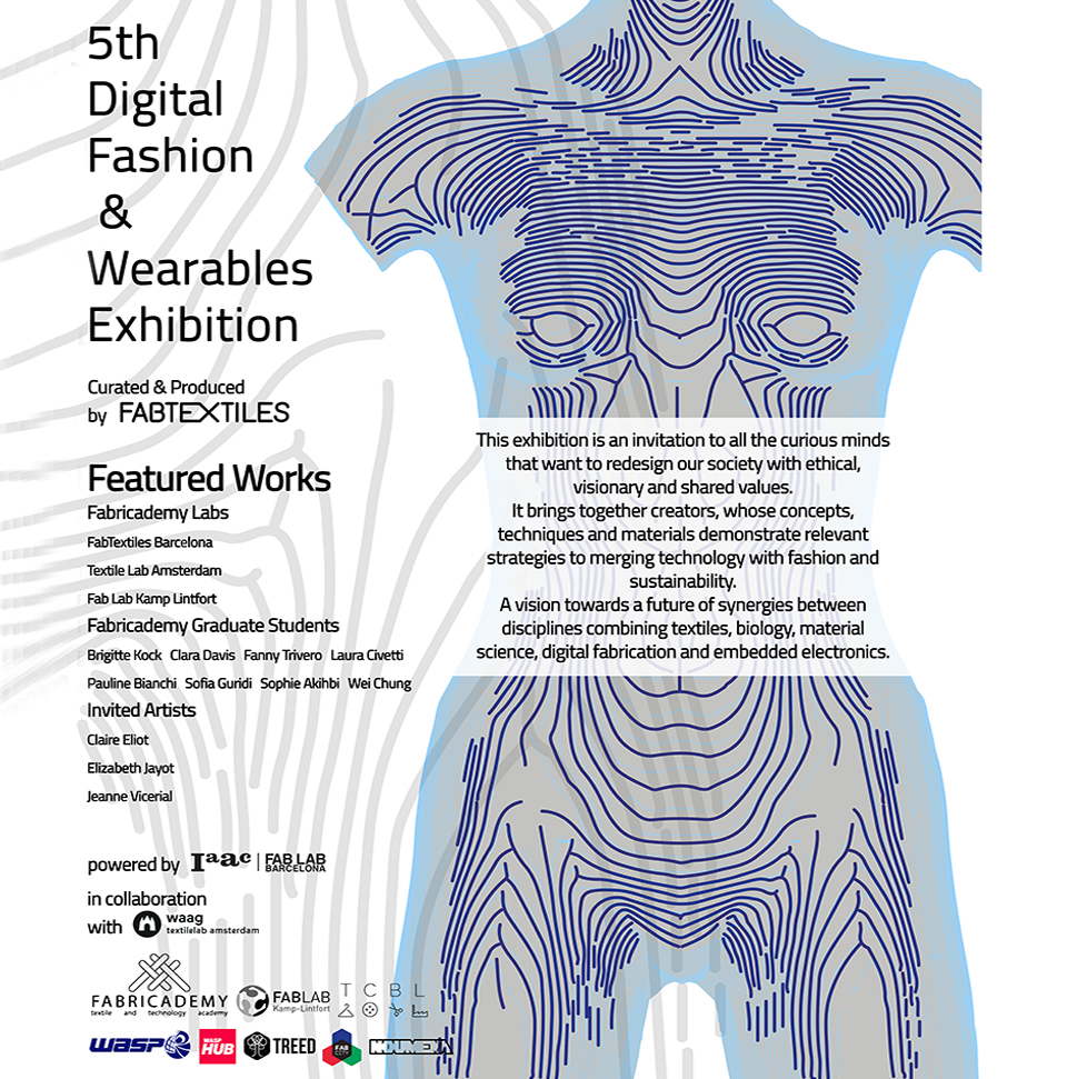 5th Digital Fashion & Wearables Exhibition