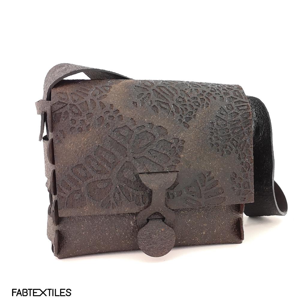 Coffee BIO-Leather Bag
